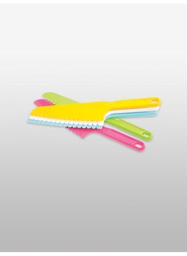 Piaff Home Salata Bıçağı  Renkli